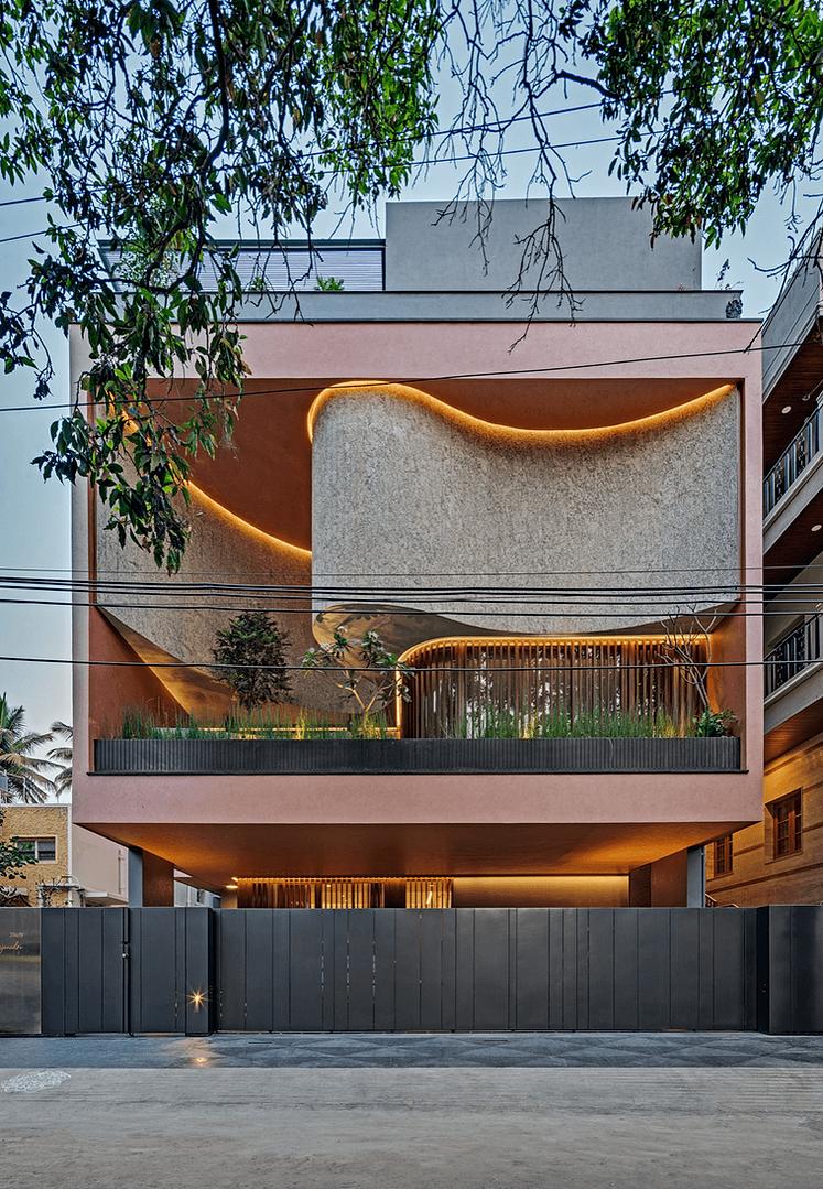 Badri Residence   Lighting by Lumin Esse