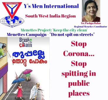 4. Y_s Men International, Kerala - Stop