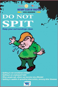 3. Rotary Club of Nagpur - Do not spit.j