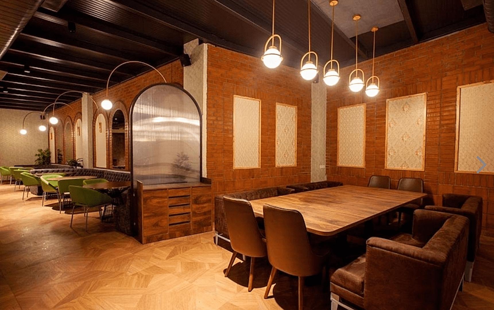 Shiv Sagar Signature -  Restaurant Light
