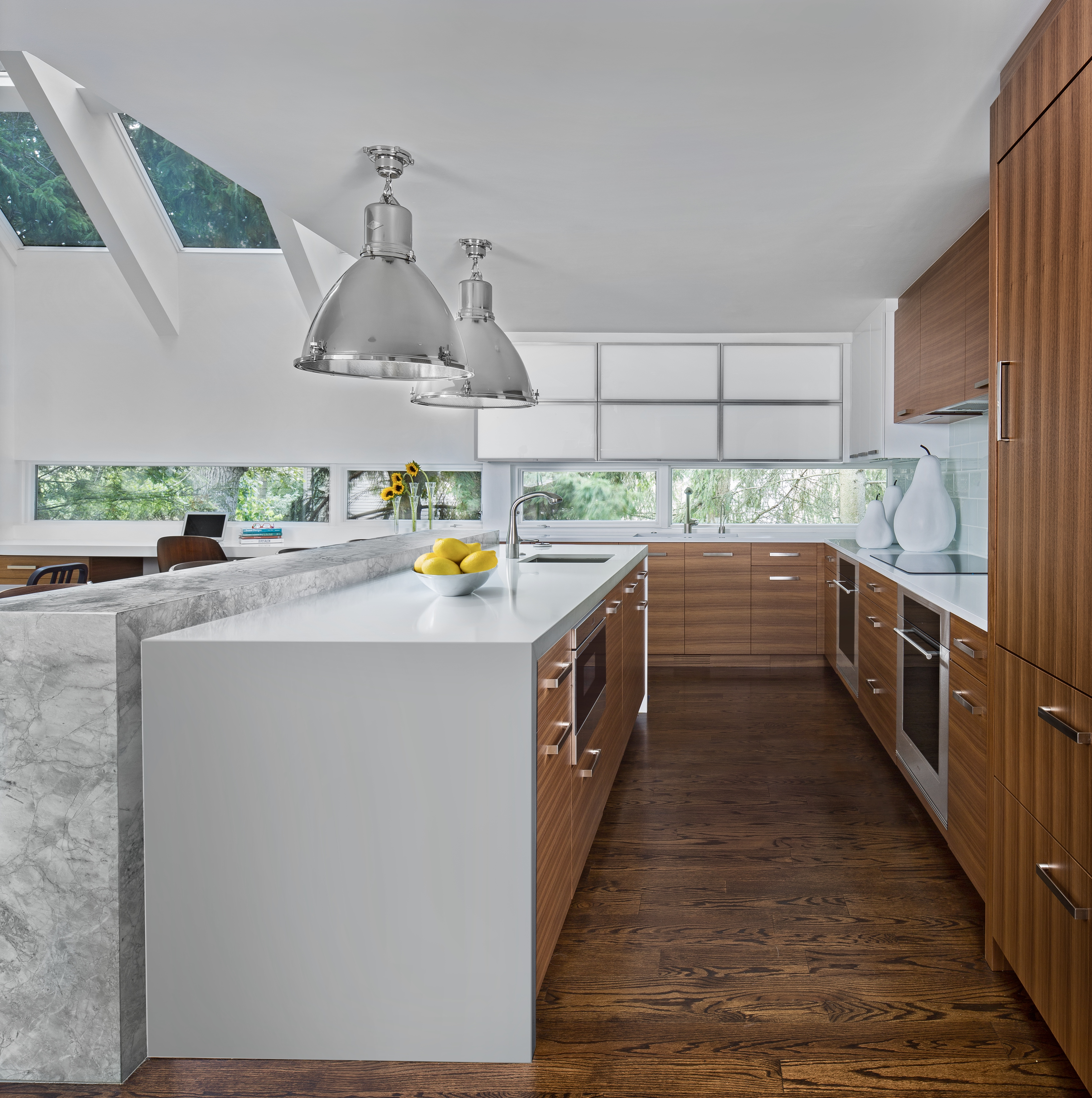 Modern Detroit Kitchen