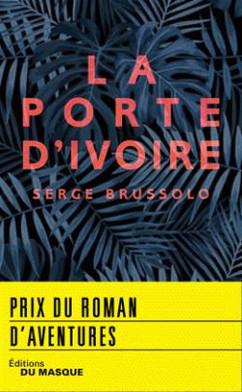 La porte d'Ivoire - Serge Brussolo [Couv