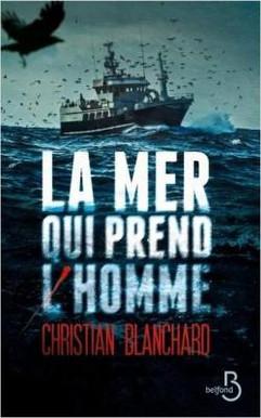 a mer qui prend l'homme - Ch. Blanchard.