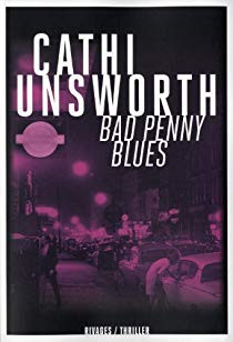 Bad Penny Blues - Cathi Unsworth (couver