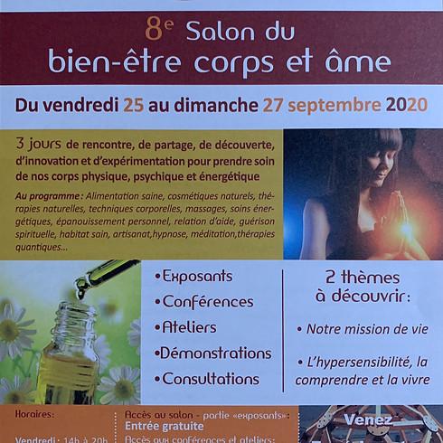 Salon Holistica 25-26-27 sept 2020