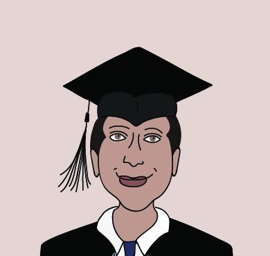 Nadav's graduation