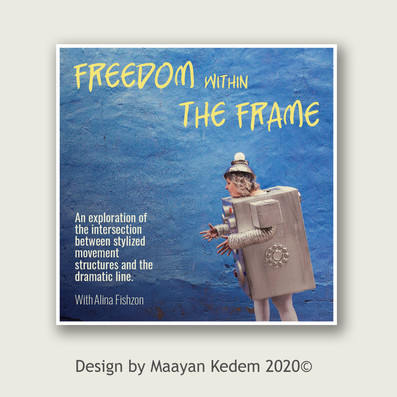 Freedom within the frame - ad design