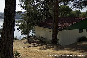 Campamento escuela vela Madrid San Juan.