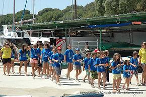 Campamento nautico San Juan San Martin d