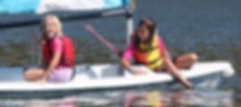 Campamentos  verano  vela ingles  nauticos acuaticos Madrid Burguillo divertido