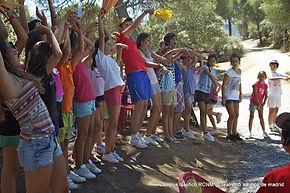 Campamento vela surf padel Madrid San Ju
