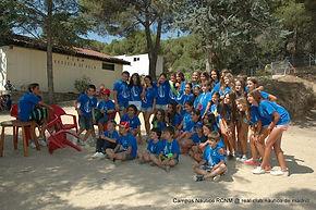 Campamento verano Madrid Pelayos playa d