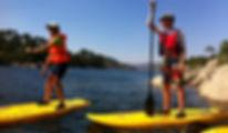 alquier paddle surf sup remo tabla valle de iruelas burguillo madrid eves