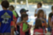 Vela campamento de verano San Juan RCN M
