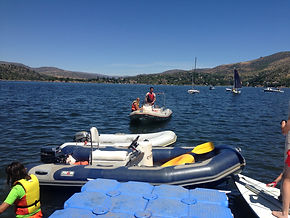campamento acuatico esqui wakeboard