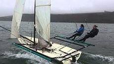 alquiler barco club vela eves laser 5000 datos tecnicos eslora manga