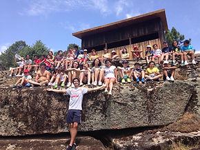 campamento verano reserva valle iruelas burguillo