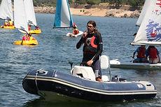 barco club vela eves rs feva datos tecnicos eslora manga alquiler