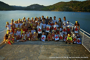 Campamento vela San Juan Club Nautico de