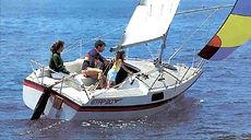 barco club vela eves pastinaca datos tecnicos eslora manga alquiler