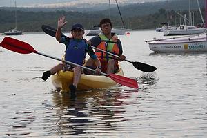 alquiler piraguas canoas madrid burguillo valle de iruelas eves colegios grupos empresas club