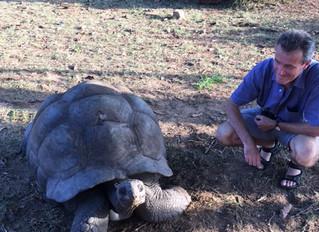 Philip's Kenya Blog - Friday
