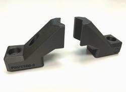 Custom grippers Onyx Carbon Fiber