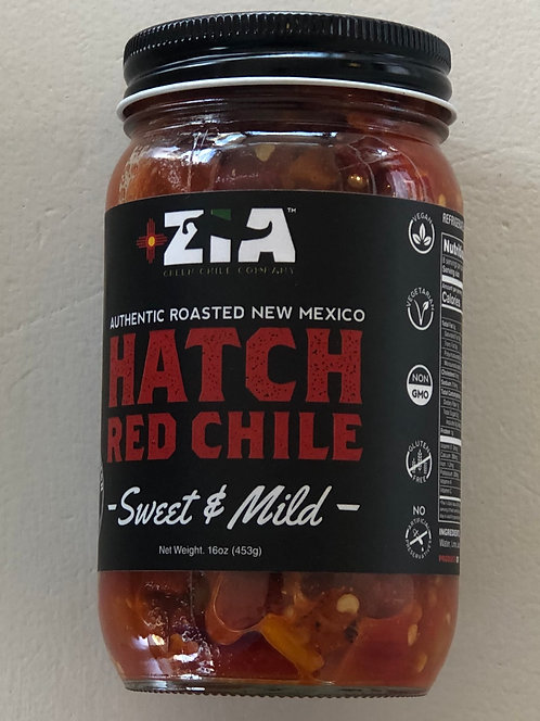 Zia Hatch Red Chile