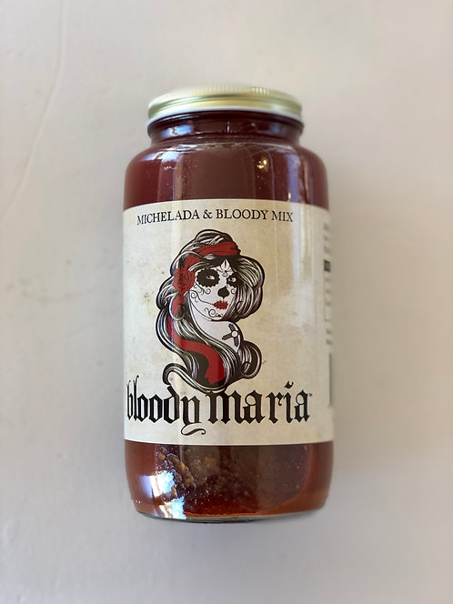 Bloody Maria All Natural Bloody Mary Mix