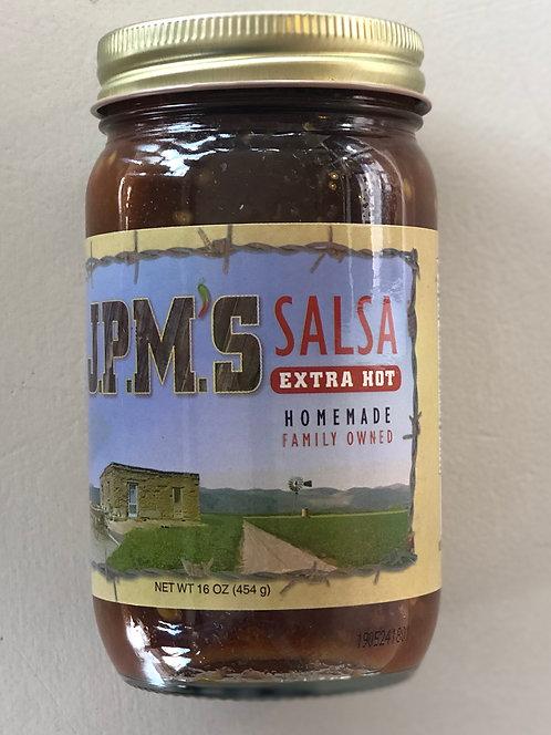J.P.M.'S Salsa Xtra Hot