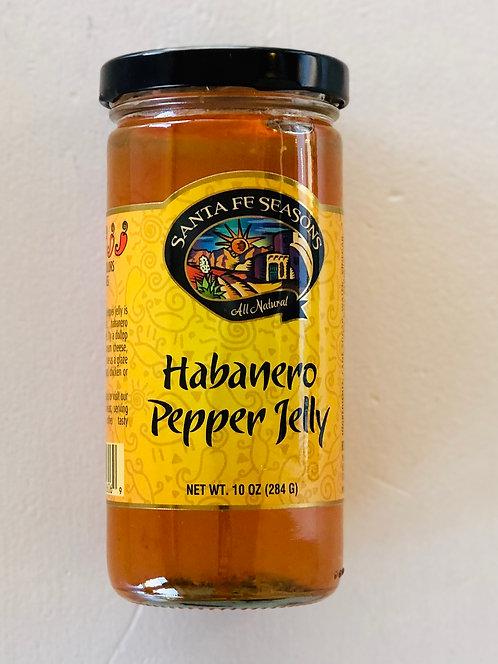 Santa Fe Seasons Habanero Pepper Jelly
