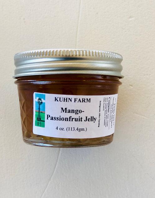 Kuhn Farm Mango-Passionfruit Jelly