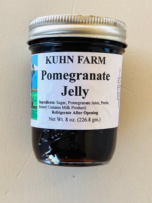 Kuhn Farm Pomegranate Jelly