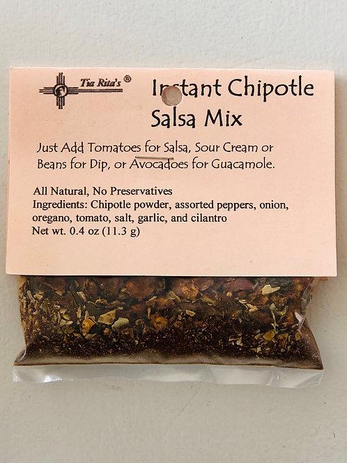 Tia Rita Chipotle Salsa Mix