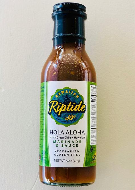 Hawaiian Riptide Hola Aloha Marinade & Sauce