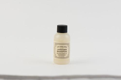 Los Poblanos Lavender Shampoo (2oz)