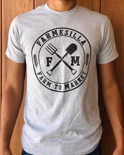 FARMesilla Circle Logo T-Shirt