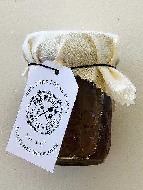 Clayshulte Farms Local Wildflower Honey (8oz)