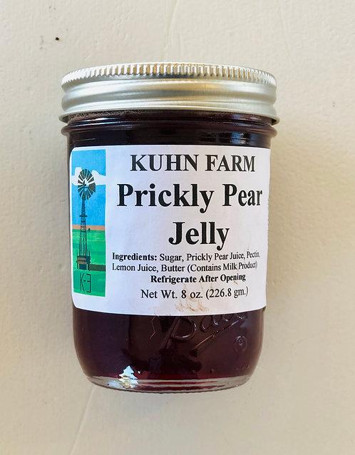 Kuhn Farm Prickly Pear Jelly