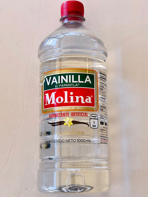 Molina Vanilla (Clear) (1000ml)
