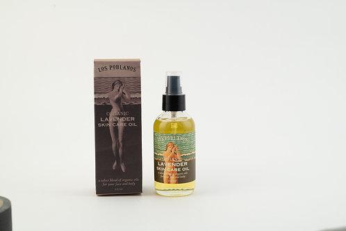 Los Poblanos Lavender Skincare Oil