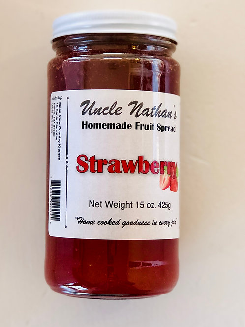 Uncle Nathan's Fruit Spread