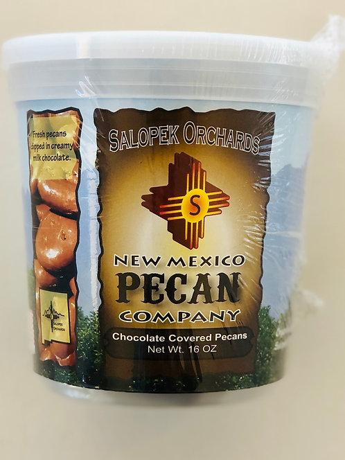 NM Pecan Company Pecans & Pistachios (16oz Tub)
