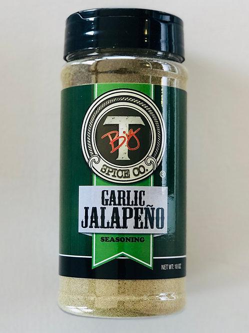Big T Spice Co. Garlic Jalapeno