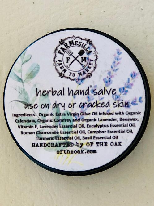 FARMesilla Herbal Hand Salve