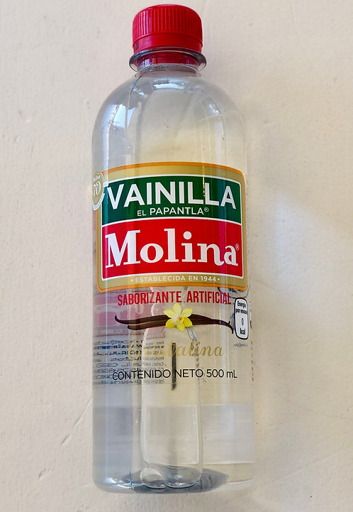 Molina Vanilla (Clear) (500ml)