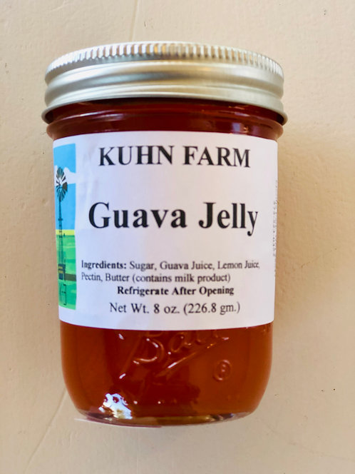 Kuhn Farm Guava Jelly (Large)