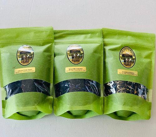 Bosque Coffee Roasters Premium Loose Leaf Teas