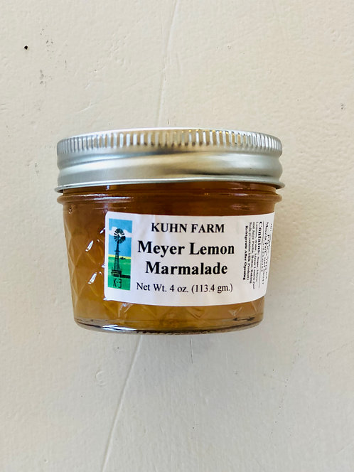 Kuhn Farm Meyer Lemon Marmalade (Small)