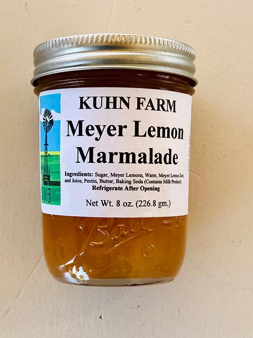 Kuhn Farm Meyer Lemon Marmalade (Large)